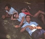 4 guys from Turkey in my Ulpan group.