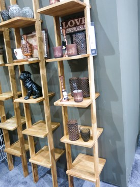 Shelves at MIO