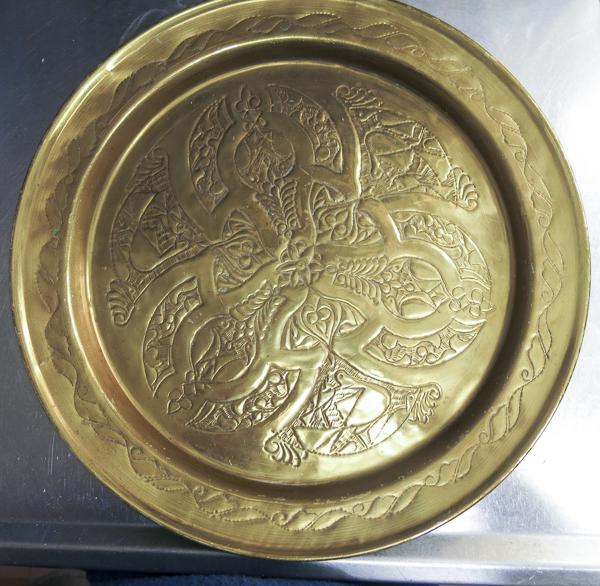 brass, brassplate