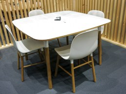 chairs, table, normann_copenhagen