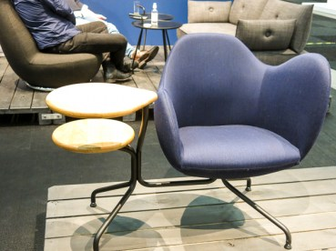 chair, blåstation