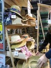 Garden hats