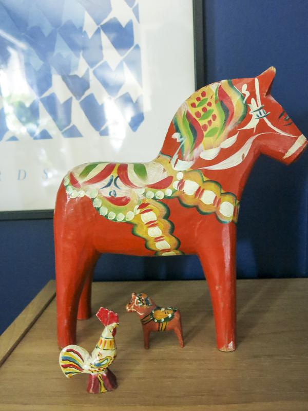 dalecarlian wooden horse