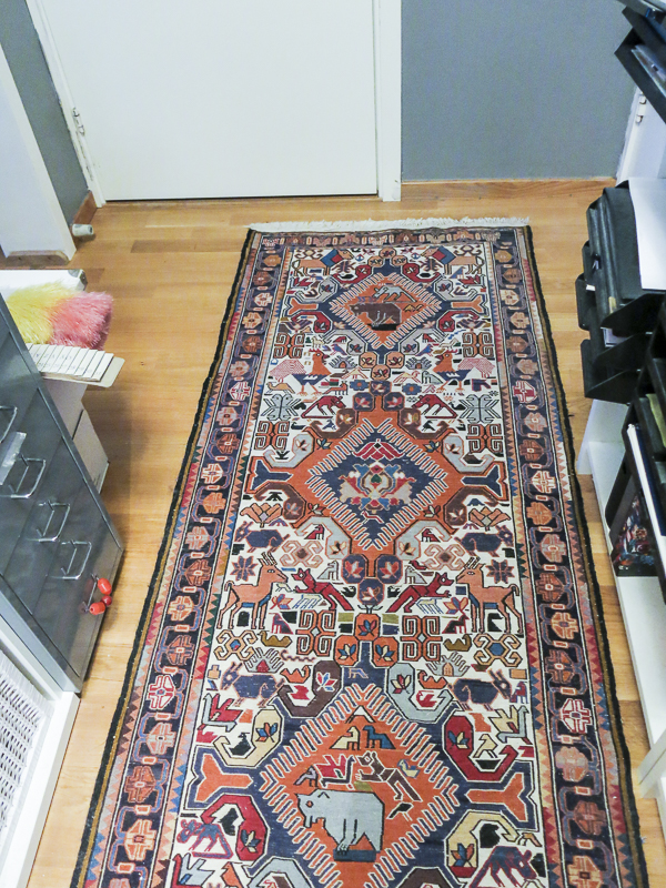 kelim carpet