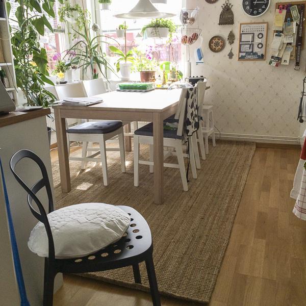 Choosing A Kitchen Carpet