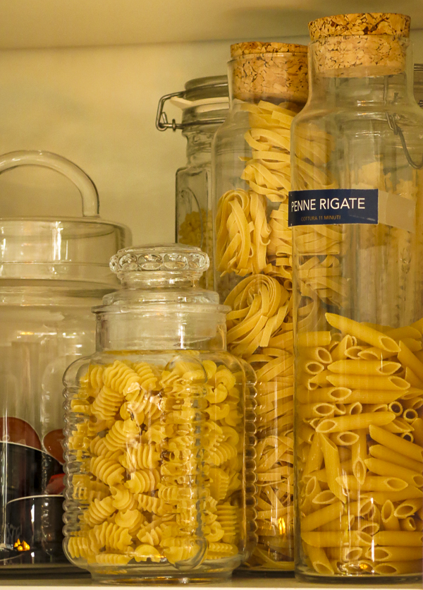 pastajars, kitchen