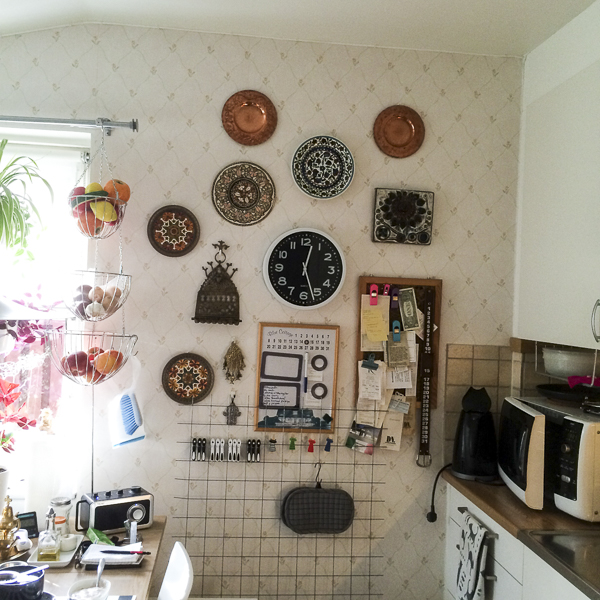 kitchenwall