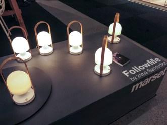 FollowMe - portable lamp