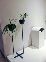 NOLA piedestals fro indoor or outdoor use.