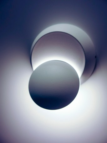 Interesting lamp that could be changed for various use.