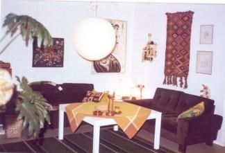 The sofa-corner.