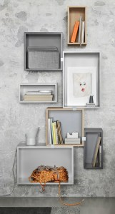 boxes, storage, wallstorage