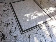 Floor in the Milles summerhouse
