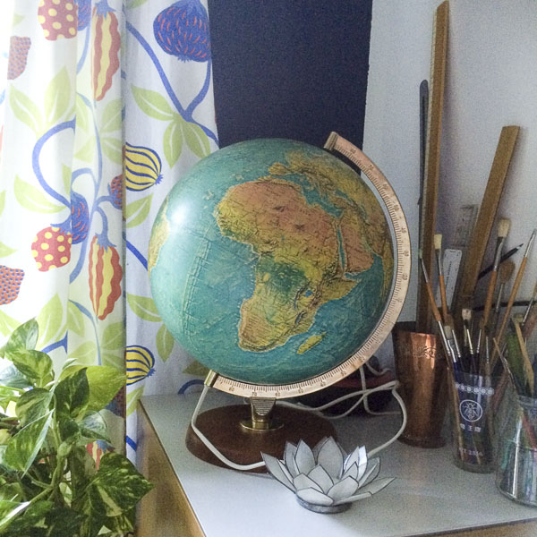 globe, jordglob