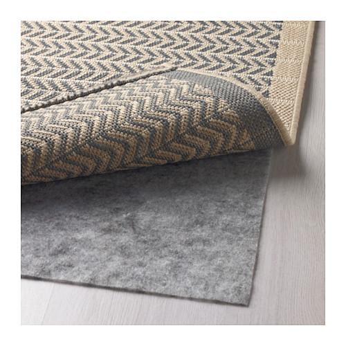 Ikea Rug Cream: Lobbak-rug-flatwoven-beige__0443448_PE594283_S4