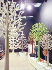 Wooden trees for … where?