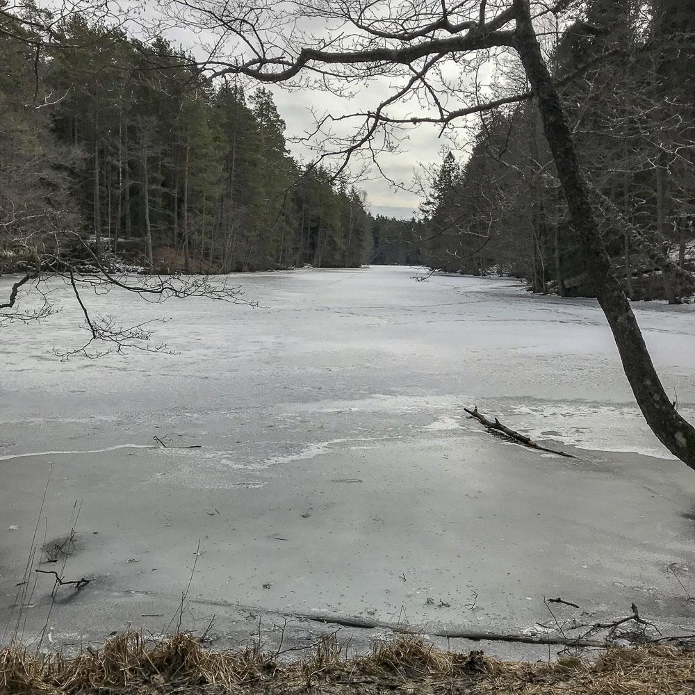 bigdam, ice, icy