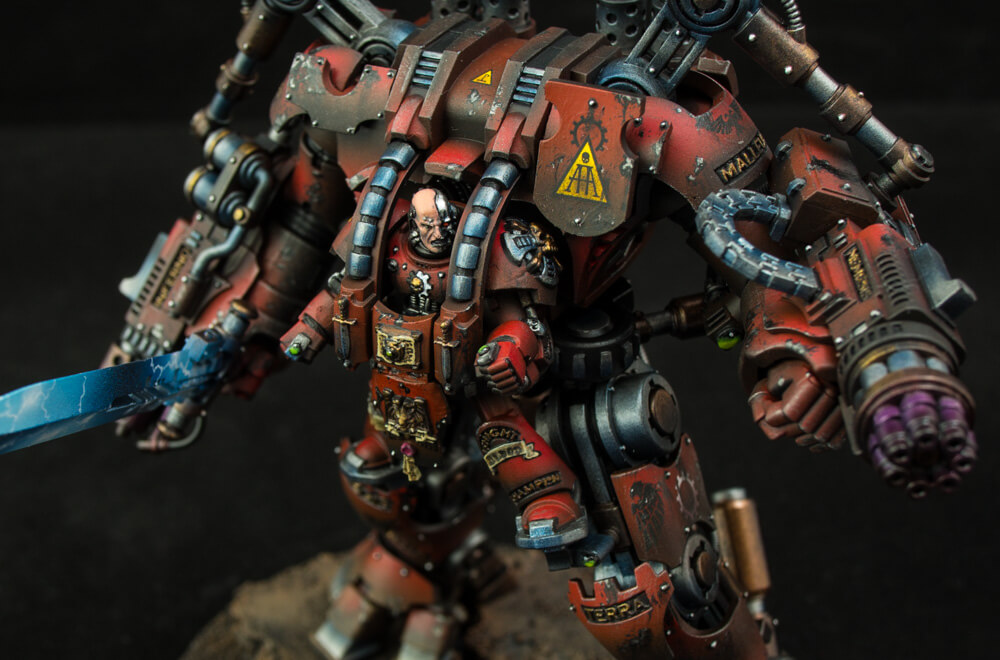 Awesome Blood Angels collection for Warhammer 40K