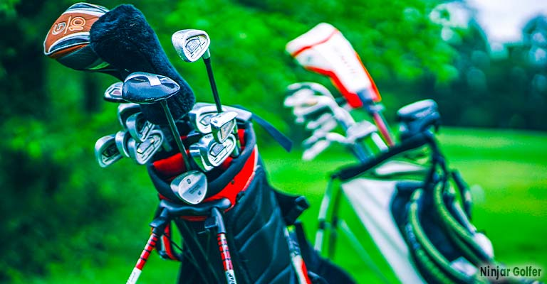 Type of golf bags 1