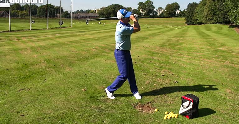 Golf Body Swing