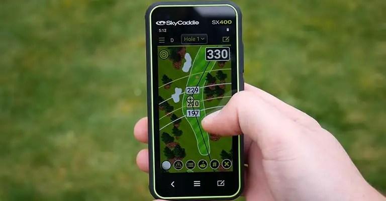 GPS Range Finder