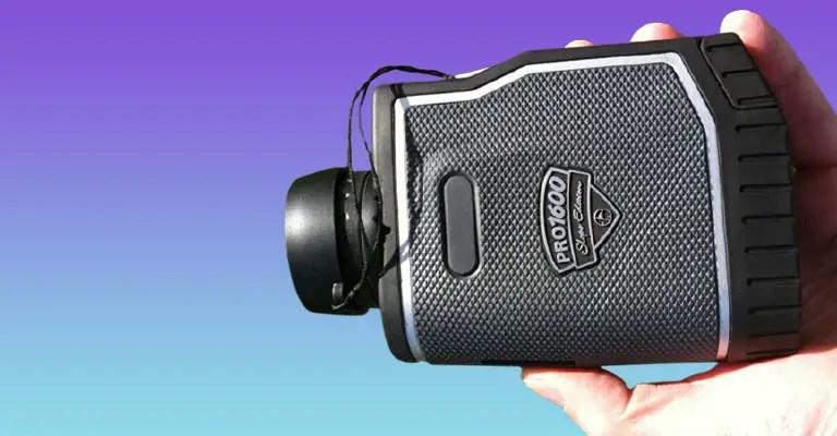 How to Insert the Batteries in Bushnell 1600 Golf Rangefinder