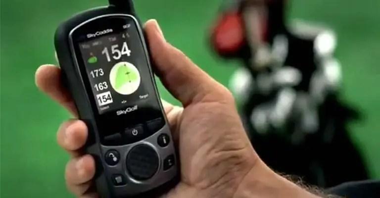 How to Reset Skygolf Skycaddie SG5 Golf GPS Rangefinder FI