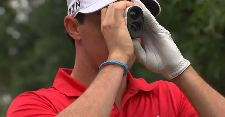 How to Use Golf Rangefinder Monocular FI