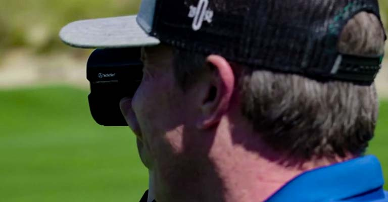 What Is Golf Laser Rangefinder With Slope FI
