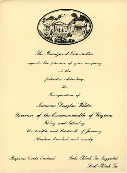 invitation card sample for inauguration