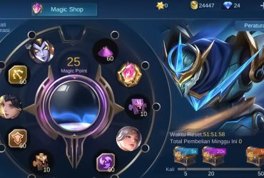 Magic Point & Magic Whell Mobile Legends
