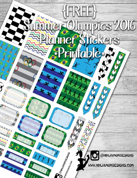 Free Olympics Cover