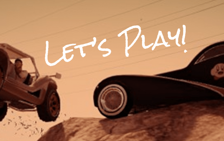 Let's Play! – GTA V Campaign from the 1st person perspective.