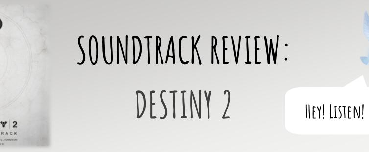 Soundtracks – Destiny 2