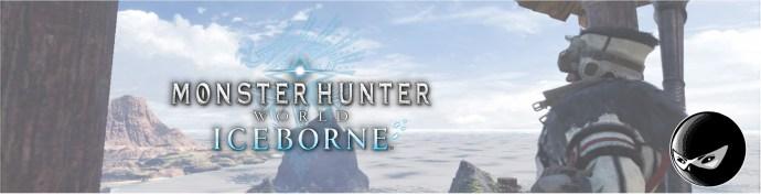 Iceborne Banner