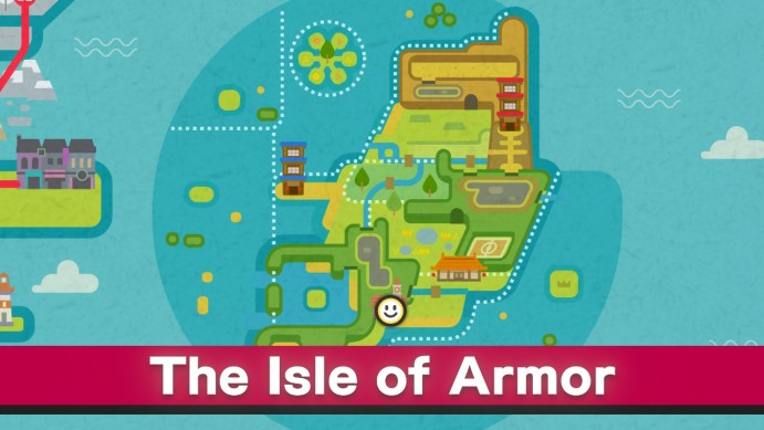 The Isle of Armor