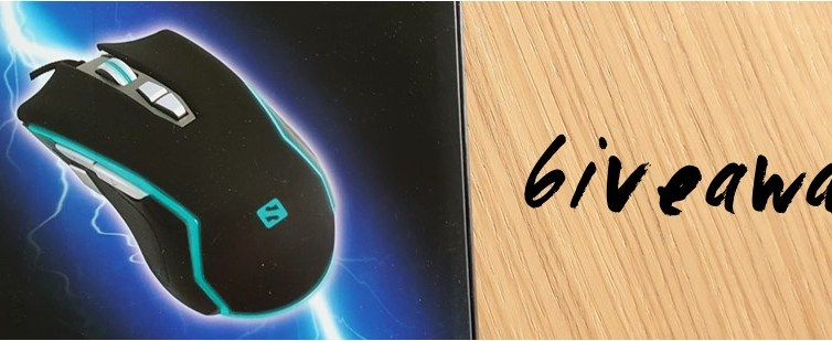Giveaway: Sandberg Xterminator Gaming Mouse