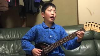 「メロディー」玉置浩二 ギター弾き語り(練習中)
