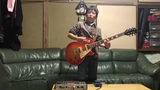 BOOWY/NO.N.Y  ギター(11歳) 島村楽器~レスポールタイプ