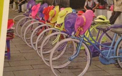 Chapeaux les vélos