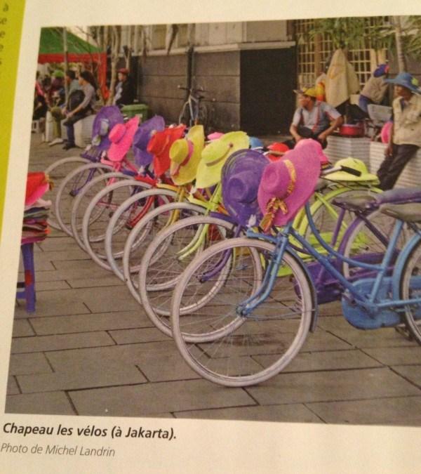 Chapeau les vélos