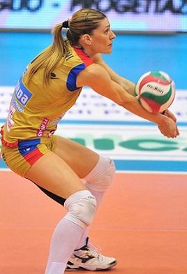 Trucos para entrenar la recepción en el voleibol