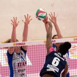 Las rotaciones en el voleibol