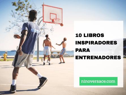 10 libros inspiradores para entrenadores