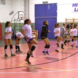 La preparación física en el voleibol juvenil
