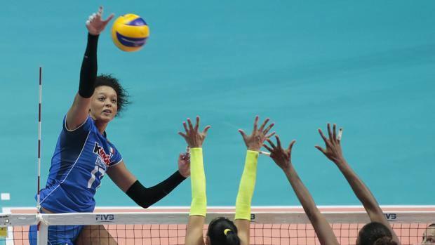 Entrenamientos para el bloqueo en voleibol