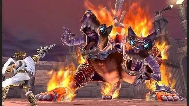 Resultado de imagen para kid icarus uprising gameplay