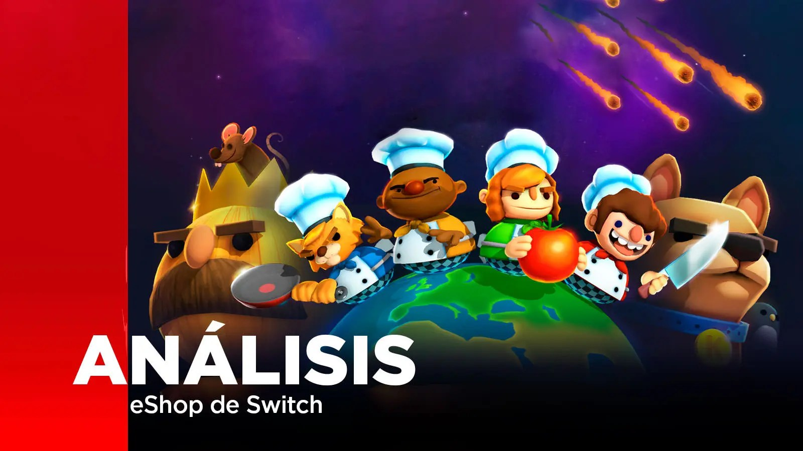 Anlisis Overcooked Special Edition