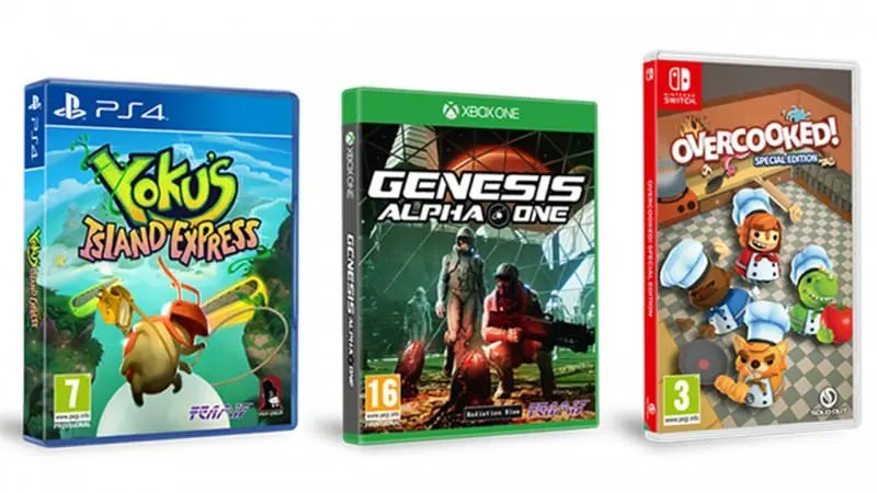 Overcooked Special Edition Worms WMD Y Yokus Island