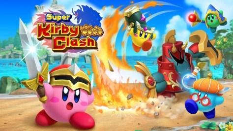 Resultado de imagen para switch Super Kirby Clash